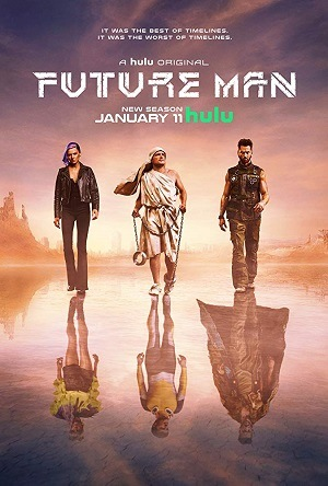 Future Man - 2ª Temporada Legendada Séries Torrent Download capa