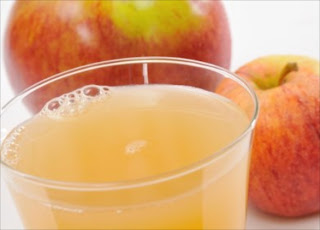Drinking vinegar (apple cider vinegar) will make the blood acidic.