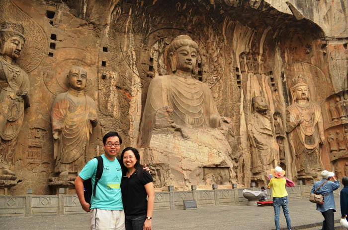 Some Stories About Us Longmen Grottoes And Museum Of