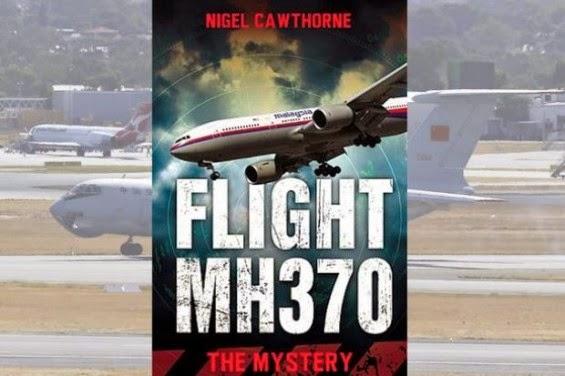 Saksi Lihat Pesawat Terbakar