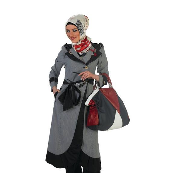 hijab pour hiver 2013