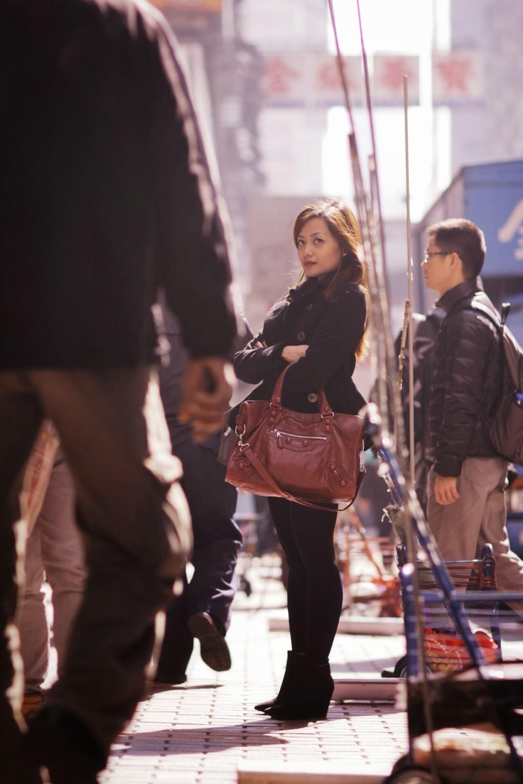 Balenciaga, Hong Kong, Travel, tourist, Christmas 2013, zara ankle boots, fashion blog