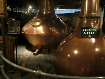 Dublin, Ireland - Jameson Distillery - Feints Still