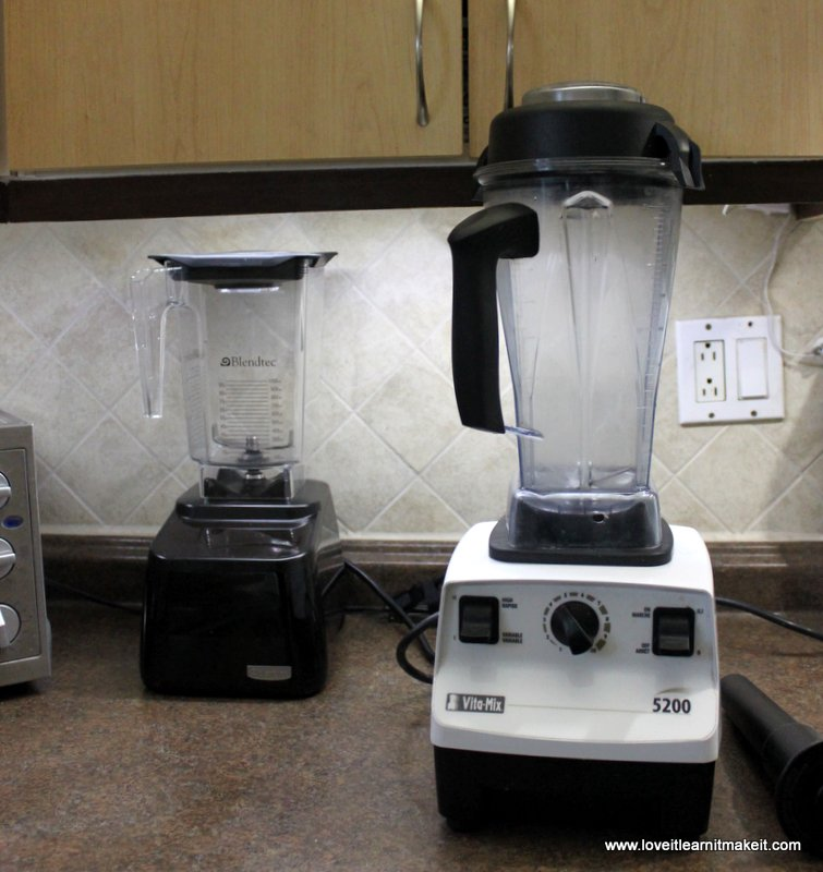 Blendtec vs Vitamix - whats love got to do with it? Love It Learn ...