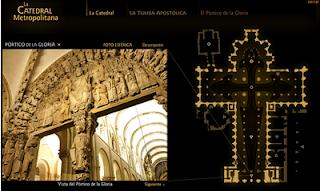 Visita la Catedral de Santiago