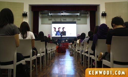 wongfu malaysia hall
