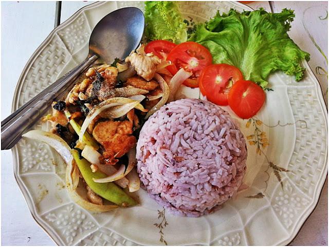 Kao Pad Krapao - Best Thai Food