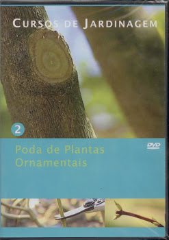 Curso de poda de plantas ornamentais em DVD