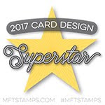 I'm a 2017 Card Design Superstar