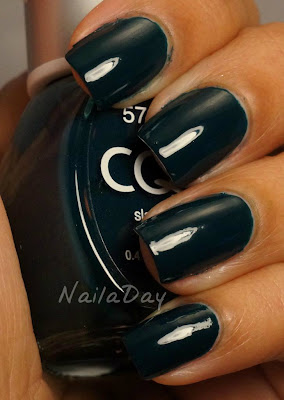 NailaDay: CQ Slate Swatch
