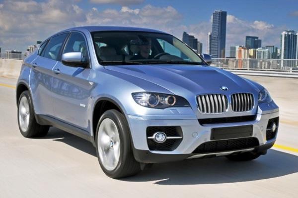 BMW X6. Majalah Otomotif Online