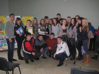 Підбиття підсумків обласного конкурсу пошукових і творчих робіт «Україна в Європі, Європа в Україні: очима молоді».