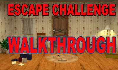 Escape Challenge App walkthrough.