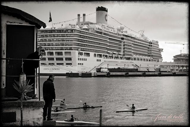 fotografo matrimonio porto Savona navi Costa