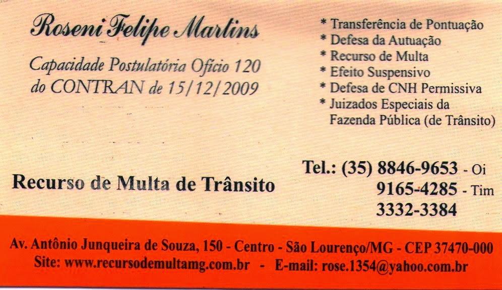 RECURSO DE MULTA