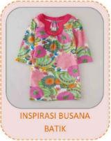 Inspirasi Busana Batik