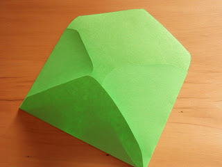 envelope without glue