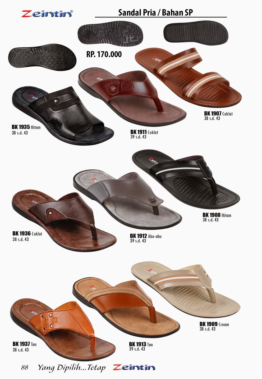 Sandal Pria Zeintin Katalog Edisi Brilian 11