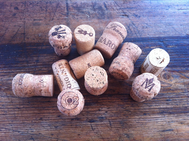 wedding corks