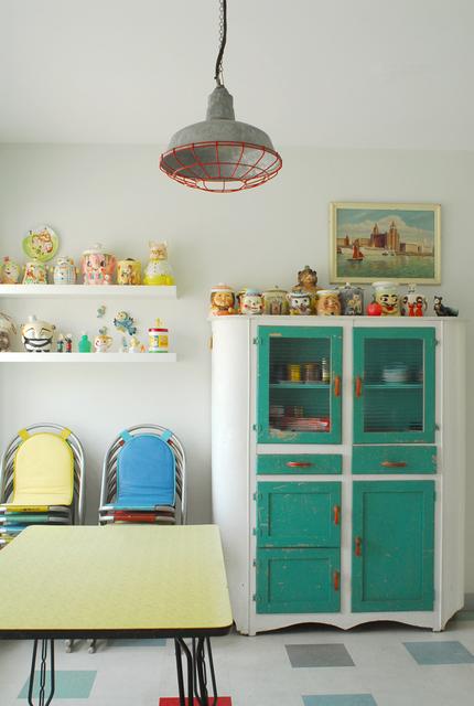 Pinafili decoraci n lo antiguo est de moda for Muebles de cocina anos 80