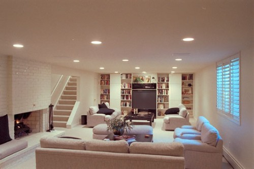Home improvement bc renovations repairs view our home Diy basement finishing ideas