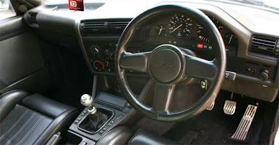 Modified BMW 318i E30 M42