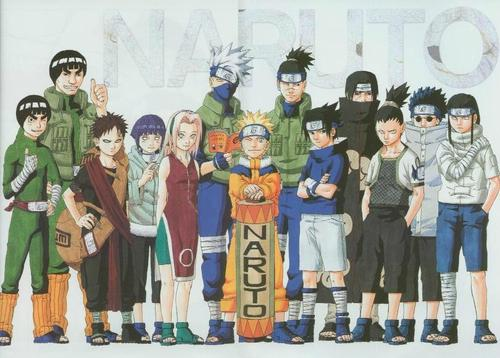 Naruto 5ª Temporada Torrent - BluRay Rip