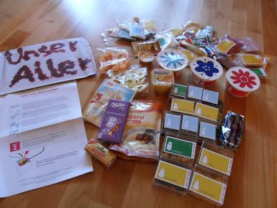 Test Erfahrung Facebook Ernährung Lebensmittel probieren