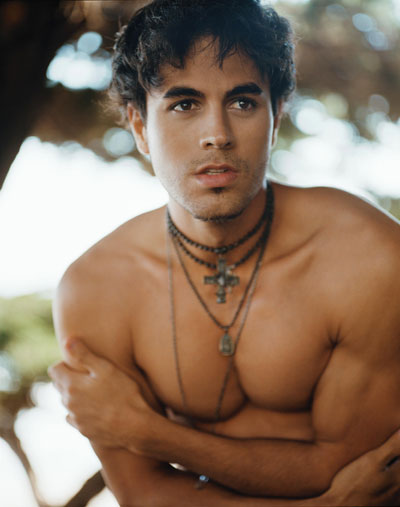 cool pics of enrique iglesias. Posted by Cool Fashion Hair at