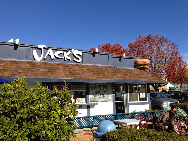 Jack's is as awesome as One-Eyed Jacks from Twin Peaks, except nobody there looks as hot as early '90s Sherilyn Fenn and nobody talks like David Lynch characters.
