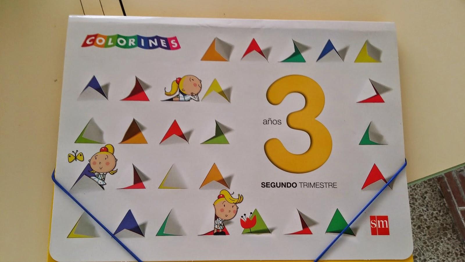 libros educacion infantil sm