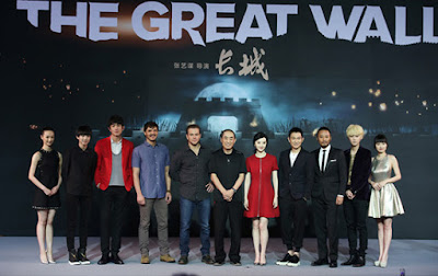 "Download ""The Great Wall (2016)"" Movie Full"