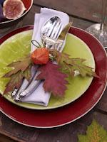 есенна украса за маса
