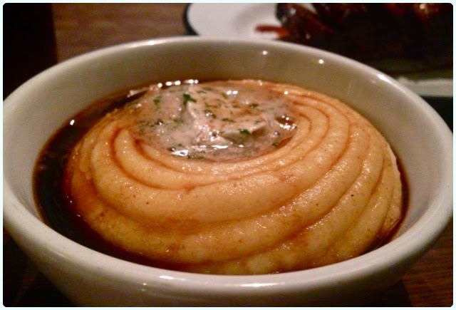 Pitt Cue Co, London - Bone Marrow Mash