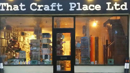 That Craft Place Challenge Blog