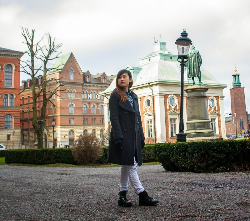 ootd stockholm old town