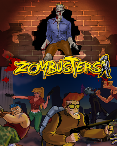 Zombusters PC Full Español