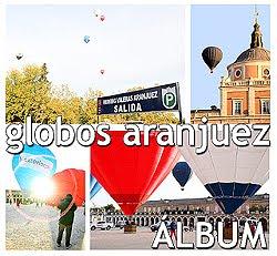 Festival de Globos de Aranjuez: Fotos