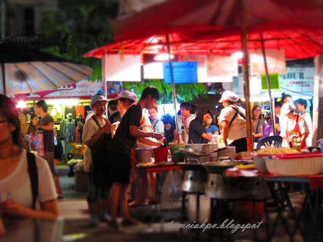 Chiangmai Sunday night market