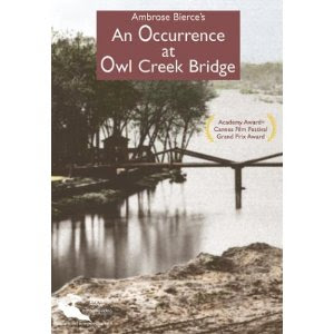 an occurrence at owl creek bridge literary An occurrence at owl creek bridge questions study guide by bbab7 includes 50 questions covering vocabulary, terms and more quizlet flashcards, activities and games help you improve your grades.