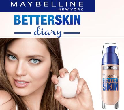 Concurs Maybelline 2014 - dezvaluie secretul tau pentru o piele frumoasa si castiga!