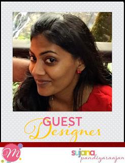 Guest Designer @ Mudra