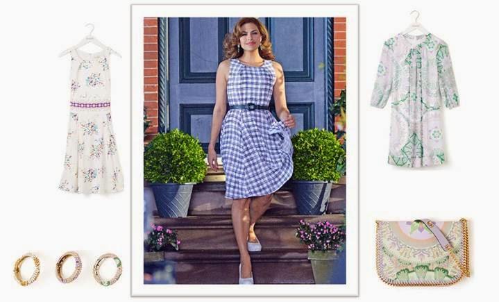 Eva Mendes fashion brand
