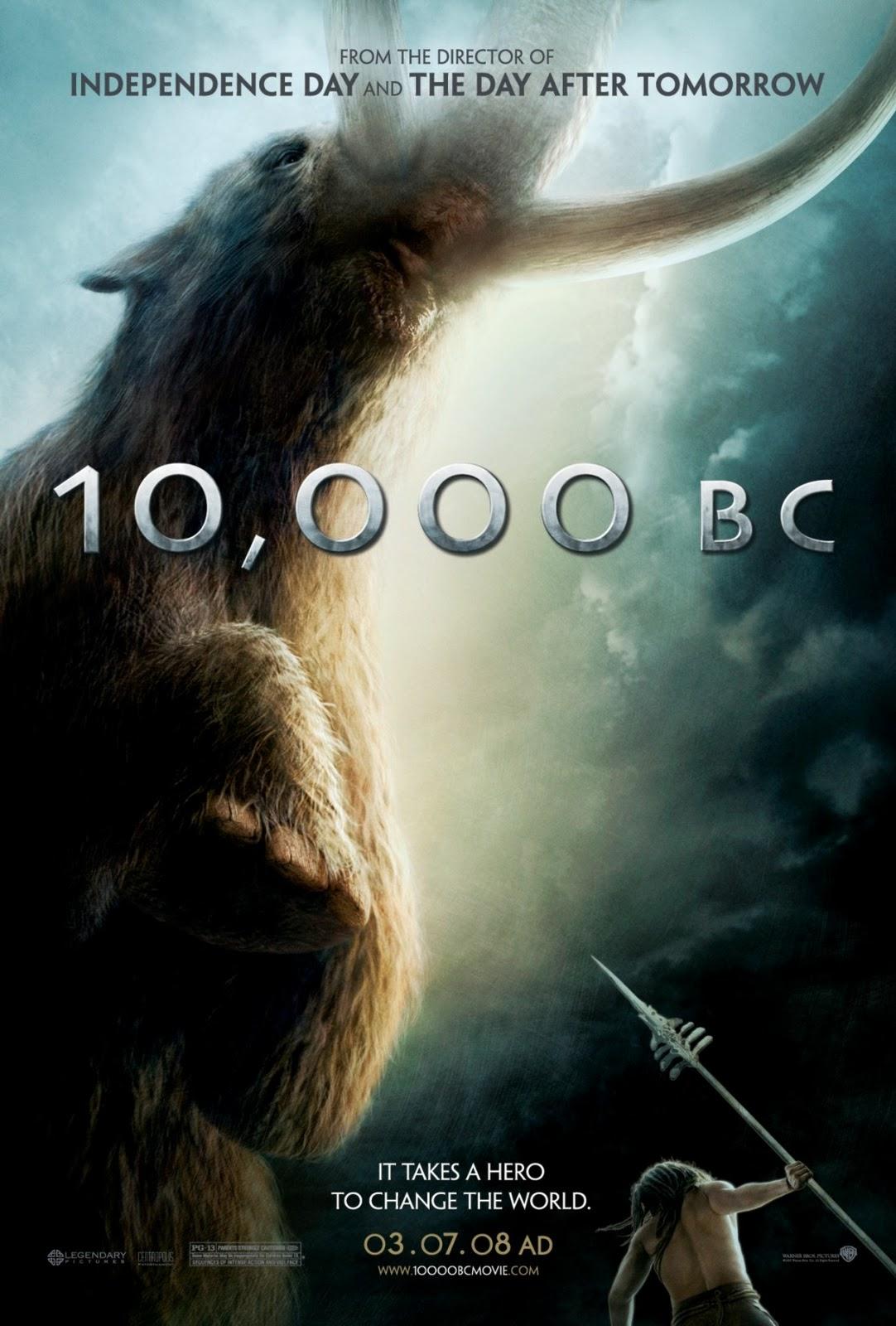 10,000 BC full movie