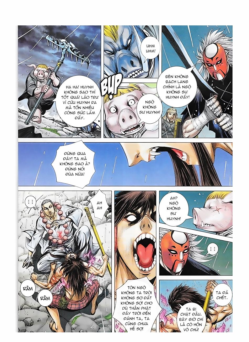Tây Du chap 34 Trang 9 - Mangak.info