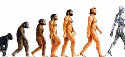 La evolución de la Raza Humana