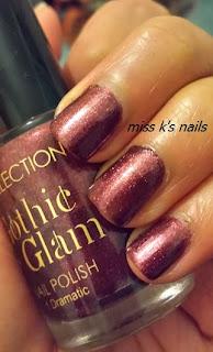Gothic Glam swatch