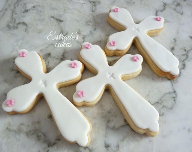 galletas de Primera Comunión, cruces 5