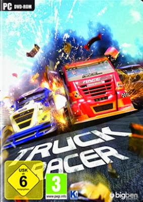 Truck Racer Cover