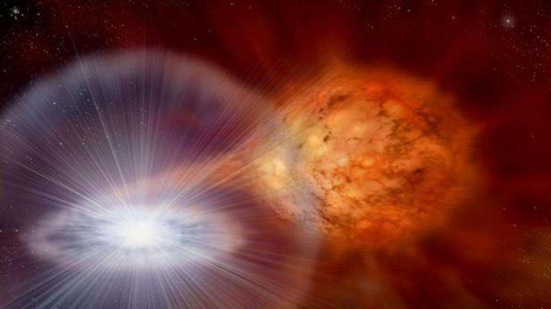 El origen del litio en el Universo